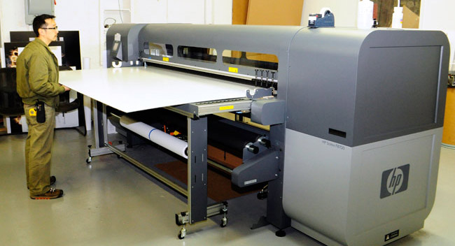 Large Format Printing Rush Delivery Available In Nyc