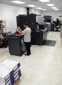 Rush printing NYC